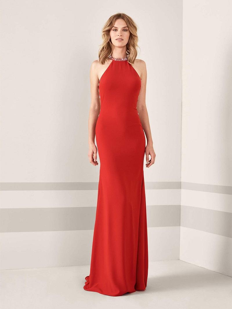 1c0d5246d Dentro dessa proposta, você também pode optar por um vestido de cor mais  vibrante, como este: